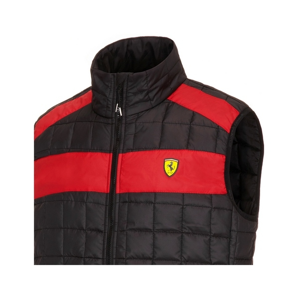 Scuderia Ferrari férfi fekete mellény black Scuderia Ferrari férfi fekete  mellény black ... cd4a398a52