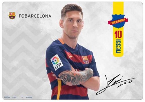 Asztali Al 225 T 233 T Messi 10 Fc Barcelona Fan Store Hu