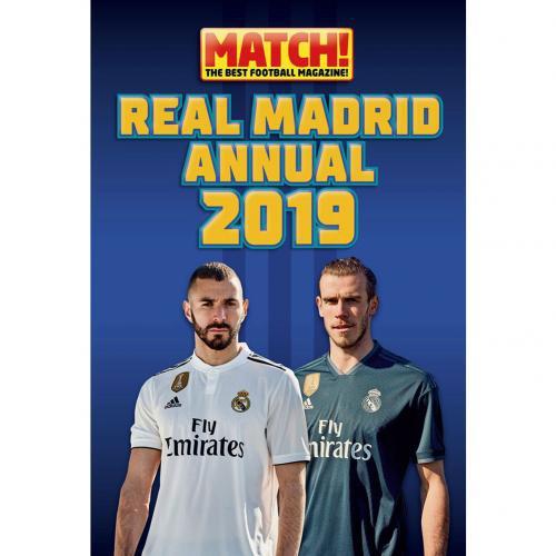 671c17fdbedb Real Madrid könyv évkönyv Annual 2019 - FAN-store.hu