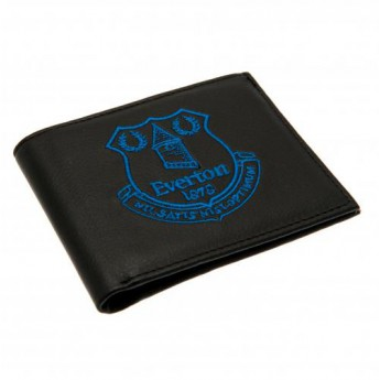 FC Everton pénztárca Embroidered Wallet BL