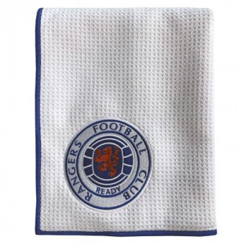 FC Rangers arctörlő Aqualock Caddy Towel
