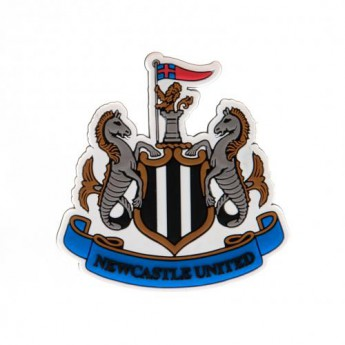 Newcastle United mágnes 3D Fridge Magnet