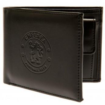 FC Chelsea technikai bőr pénztárca Debossed Wallet