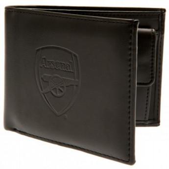 FC Arsenal technikai bőr pénztárca Debossed Wallet