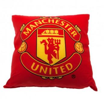 Manchester United párna red logo