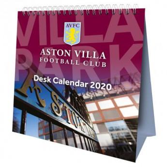Aston Villa asztali naptár 2020