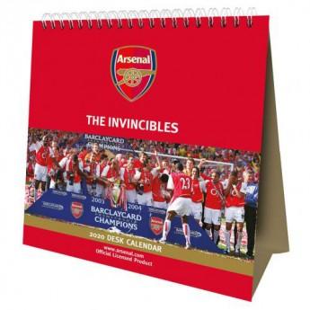 FC Arsenal asztali naptár 2020