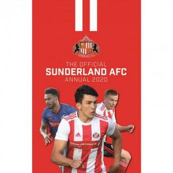 Sunderland könyv évkönyv Annual 2020