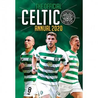 FC Celtic könyv évkönyv Annual 2020