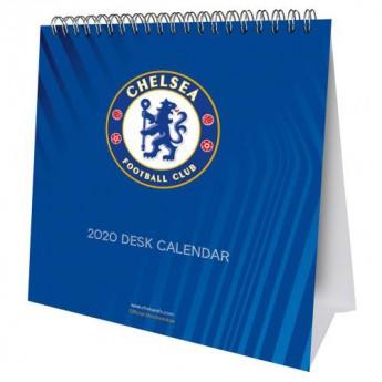 FC Chelsea asztali naptár 2020