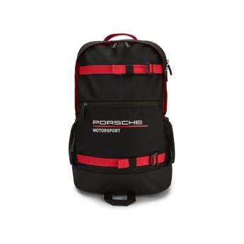 Porsche Motorsport hátizsák logo black Team 2019