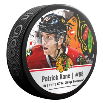 Chicago Blackhawks korong #88 Patrick Kane