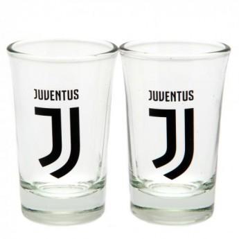 Juventus féldecis pohár 2pk Shot Glass Set