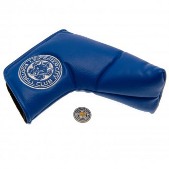 Leicester City golf készlet Blade Puttercover & Marker