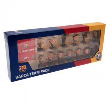 FC Barcelona bábu készlet 13 Player Team Pack limited edition