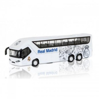 Real Madrid busz Team