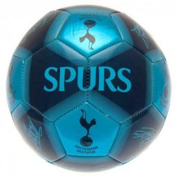Tottenham futball labda Football Signature - size 5