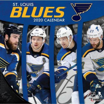 St. Louis Blues naptár 2020 Wall