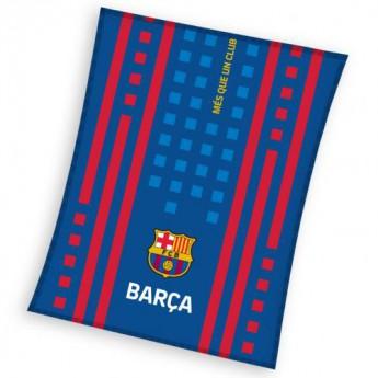 FC Barcelona gyapjú takaró Blanket SD