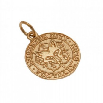 Leicester City arany medál 9ct Gold Pendant
