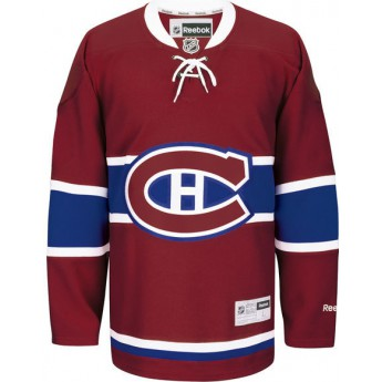 Montreal Canadiens hoki mez red Premier Jersey Home