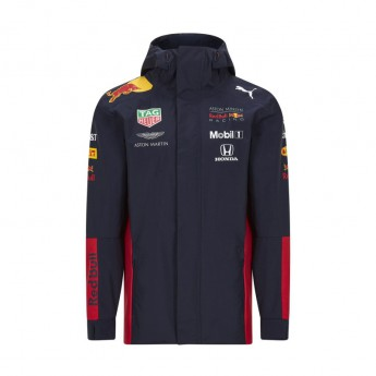Red Bull Racing férfi kapucnis kabát rain navy F1 Team 2020