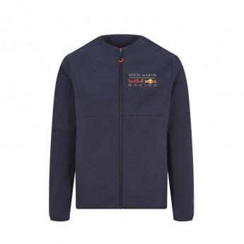 Red Bull Racing férfi kabát fan logo softshell navy F1 Team 2020