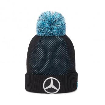 Mercedes AMG Petronas téli sapka EQ black F1 Team 2020
