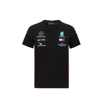 Mercedes AMG Petronas gyerek póló black F1 Team 2020