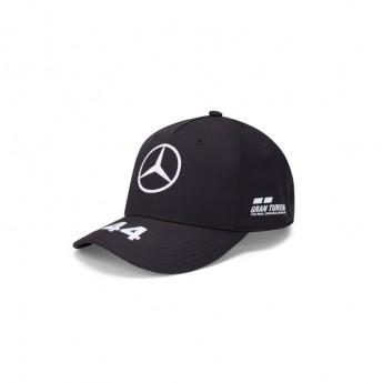 Mercedes AMG Petronas baseball sapka Lewis Hamilton black F1 Team 2020