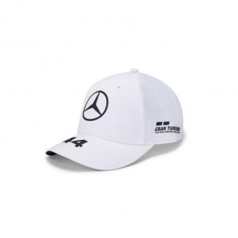 Mercedes AMG Petronas baseball sapka Lewis Hamilton white F1 Team 2020