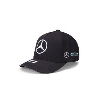 Mercedes AMG Petronas baseball sapka Valtteri Bottas black F1 Team 2020