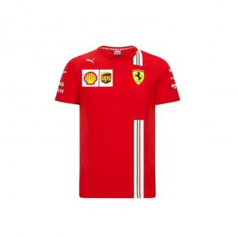 Ferrari férfi póló red F1 Team 2020
