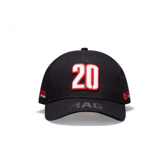 Haas F1 baseball sapka Magnussen black F1 Team 2020