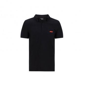 Forma 1 pólóing Black Pocket 2020