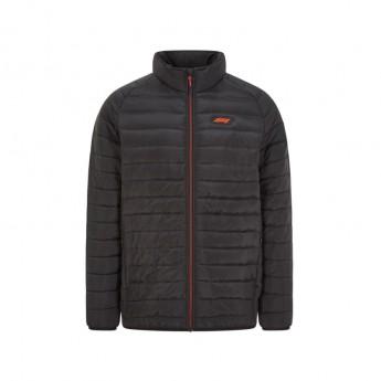 Forma 1 férfi kabát padded black 2020