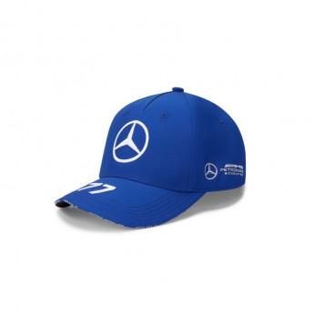 Mercedes AMG Petronas baseball sapka Valtteri Bottas blue F1 Team 2020
