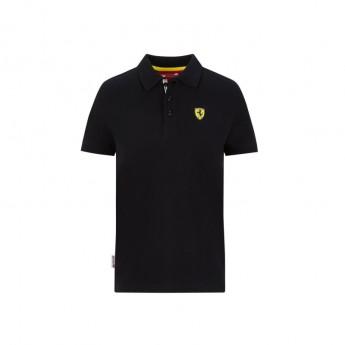 Ferrari gyerek póló Classic black F1 Team 2020