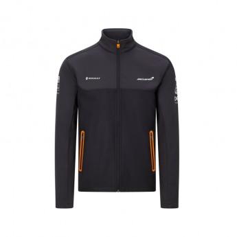 Mclaren Honda férfi kabát softshell black F1 Team 2020