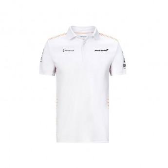 Mclaren Honda pólóing white F1 Team 2020