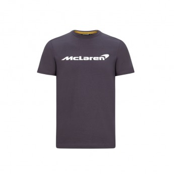Mclaren Honda gyerek póló Essentials grey antracit F1 Team 2020