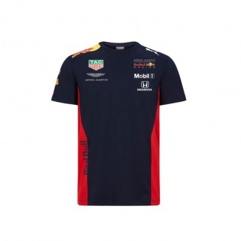Red Bull Racing gyerek póló navy F1 Team 2020