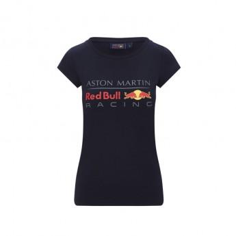 Red Bull Racing női póló logo navy F1 Team 2020