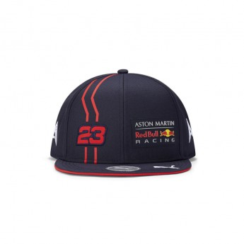 Red Bull Racing baseball flat sapka Alex Albon F1 Team 2020