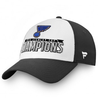 St. Louis Blues baseball sapka Stanley Cup Champions 2019 Flex Hat