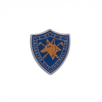 Leicester City jelvény Badge Retro Shield