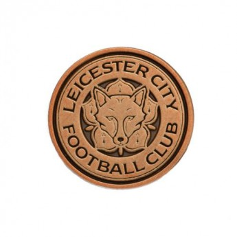 Leicester City jelvény Antique Gold