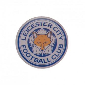 Leicester City jelvény with logo