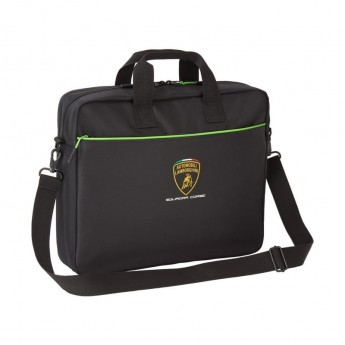 Lamborghini notebook táska SC black Team 2020