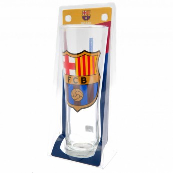 FC Barcelona poharak Tall Beer CR